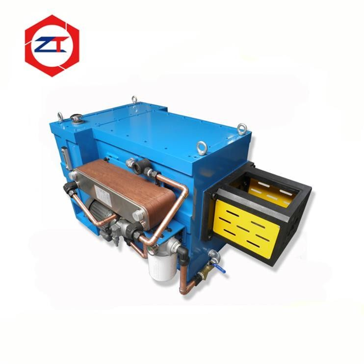 Low Noise Fish Food Extruder Gearbox , Twin Screw Extruder Elements